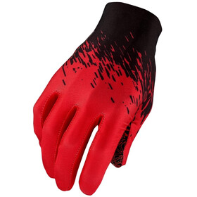 Supacaz SupaG Handschuhe langfinger schwarz/rot